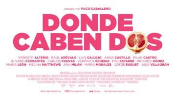 DONDE CABEN DOS